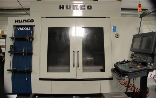 """Hurco VMX42 CNC Mill 42""""x24""""x 24"""""""