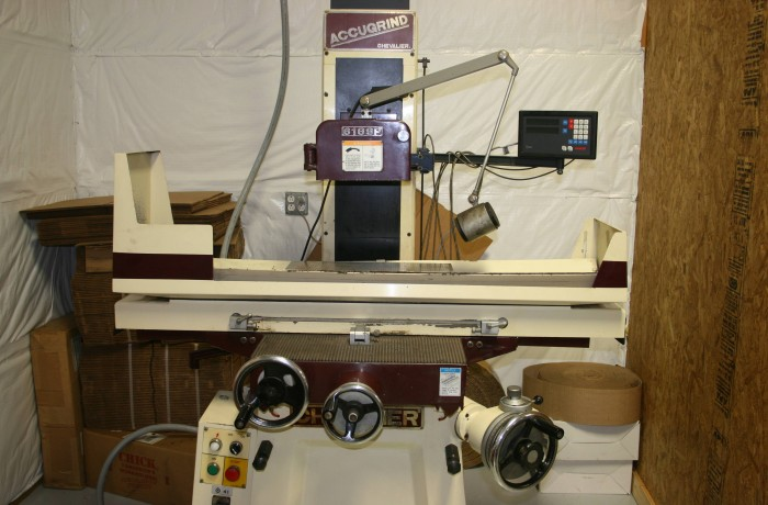 "Chavalier Surface Grinder 18""x6"""