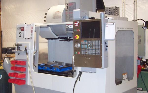 """Haas VF2SS CNC Mill 30""""x16""""x20"""""""