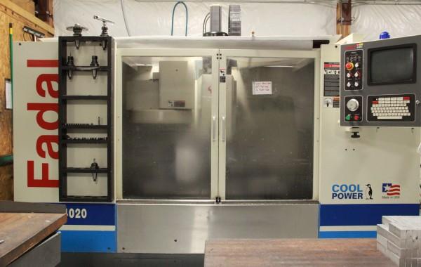 """Fadal 4020 CNC Mill 40""""x20""""x20"""""""