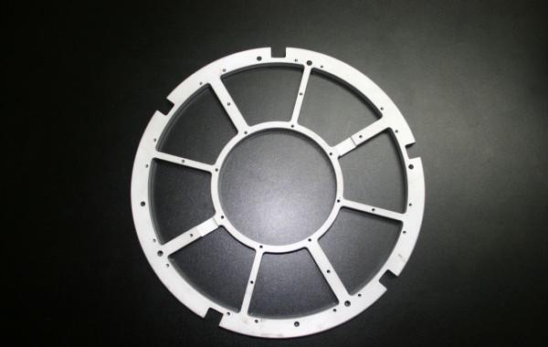 CNC Milled Aluminum